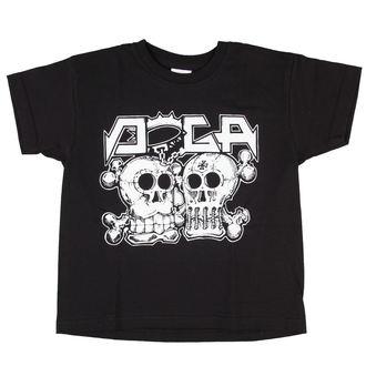 tričko dětské Doga - Black, Doga