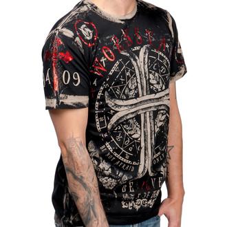 tričko pánské WORNSTAR - Believe - Black