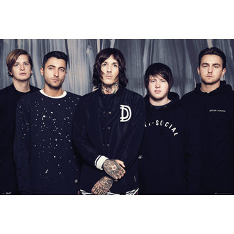 plakát Bring Me The Horizon - Umbrella - GB posters, GB posters, Bring Me The Horizon