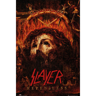 plakát Slayer - Repentless - GB posters, GB posters, Slayer