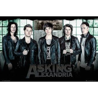 plakát Asking Alexandria - Window - GB posters - LP1997