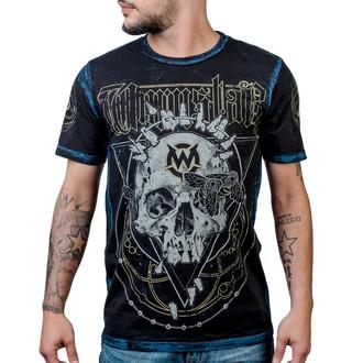 tričko pánské WORNSTAR - Harbinger - Black - WSUS-HARB