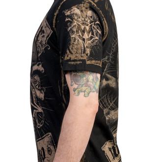 tričko pánské WORNSTAR - Spines - Black