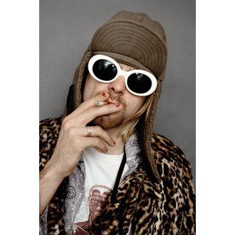 plakát Kurt Cobain - Colour - GB posters, GB posters, Nirvana