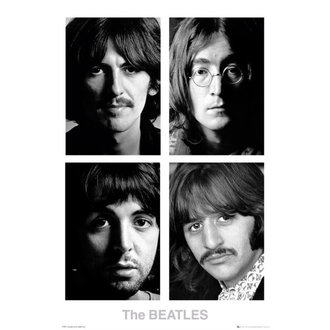 plakát The Beatles - White Album - GB posters - LP1837