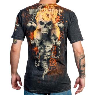 tričko pánské WORNSTAR - Destroy - Black, WORNSTAR