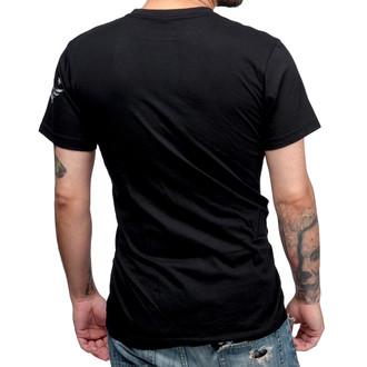 tričko pánské WORNSTAR - Machine Shop - Black, WORNSTAR