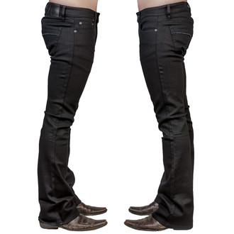 kalhoty pánské (jeans) WORNSTAR - Hellraiser - Black, WORNSTAR