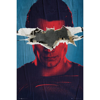 plakát Batman Vs Superman - Superman Teaser - GB posters
