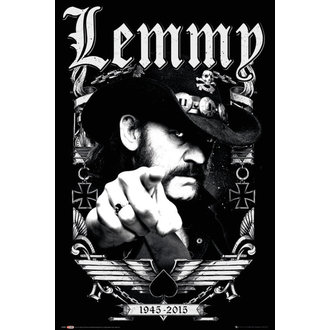 plakát Lemmy - Dates - GB posters