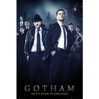 plakát Gotham - Cast - GB posters, GB posters