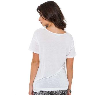 tričko dámské METAL MULISHA - GRUNGY, METAL MULISHA
