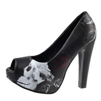 boty (střevíce) dámské METAL MULISHA - MYSTERIOUS PUMP - BLK_M35784307.01