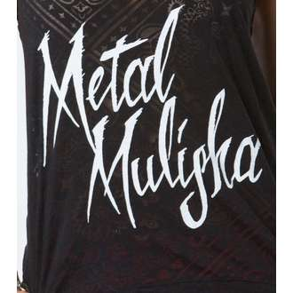 tílko dámské METAL MULISHA - TROUBLESOME