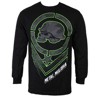 tričko pánské s dlouhým rukávem METAL MULISHA - MISSION, METAL MULISHA