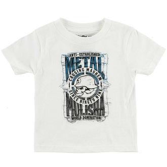 tričko dětské METAL MULISHA - WEST