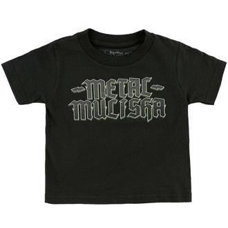tričko dětské METAL MULISHA - FRONT - BLK_SP6M18002.01