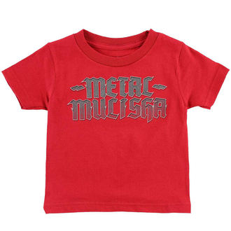 tričko dětské METAL MULISHA - FRONT, METAL MULISHA