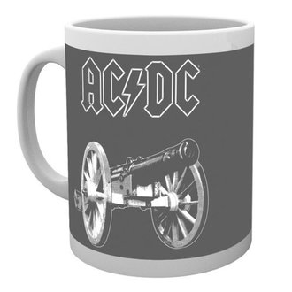 hrnek AC/DC - Logo - GB posters, GB posters, AC-DC