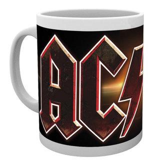 hrnek AC/DC - Logo - GB posters - MG1191