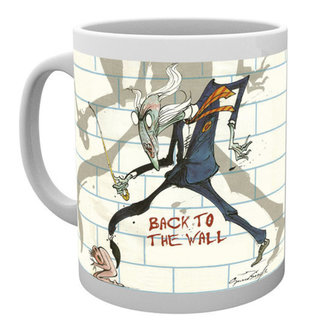 hrnek Pink Floyd - The Wall Back To The Wall - GB posters - MG0952