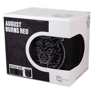 hrnek August Burns Red - Wolf - GB posters