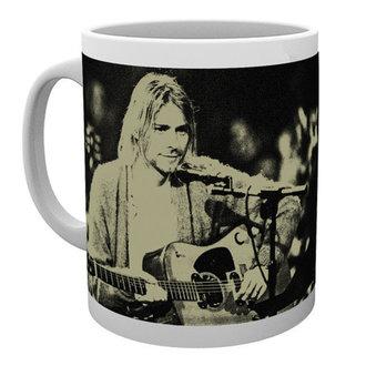 hrnek Kurt Cobain - Unplugged - GB posters, GB posters, Nirvana