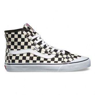 boty VANS - Black Ball HI SF - ChckrBrd, VANS