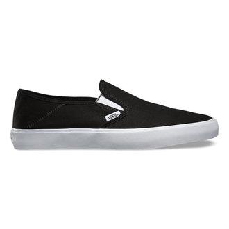 boty VANS - Slip-On SF - Black/White - V19MY28