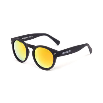 brýle sluneční MEATFLY - Lunaris - B - Black/Yellow - MEAT019