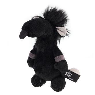 plyšová hračka ROCK STAR BABY - Rat - Black - 31323