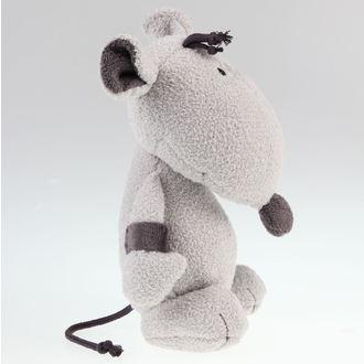plyšová hračka ROCK STAR BABY - Rat - Grey