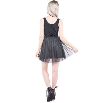 šaty dámské IRON FIST - Wishbone - Black