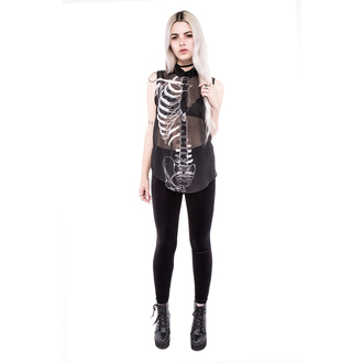 košile dámská IRON FIST - Wishbone - Black - IFW004217