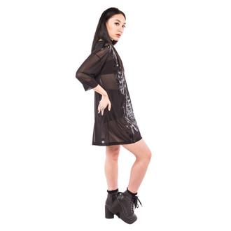 šaty dámské IRON FIST - Wishbone Mesh - Cover Up - Black
