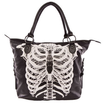 kabelka (taška) IRON FIST - Wishbone - Black, IRON FIST