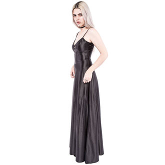 šaty dámské IRON FIST - Lily - Black, IRON FIST