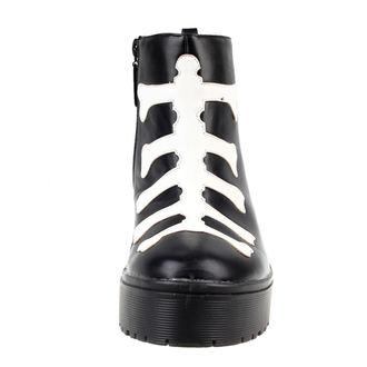 boty dámské IRON FIST - Wishbone Heavy Sole - Black, IRON FIST