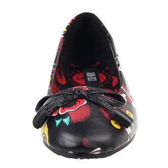 boty dámské (baleríny) IRON FIST - Mexican Moon - Leopard, IRON FIST