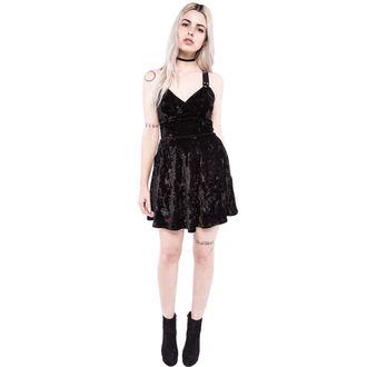 šaty dámské IRON FIST - London - Black - LIC004047