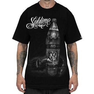 tričko pánské SULLEN - Sippin - Blk - 6021