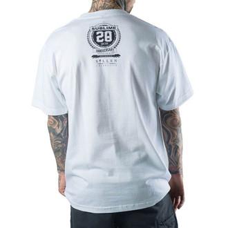 tričko pánské SULLEN - Sippin - Wht - 6022