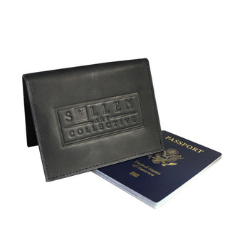 pouzdro na doklady SULLEN - Worldwide Passport - Black, SULLEN