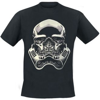 tričko pánské HEARTLESS - Skull Trooper - Black, HEARTLESS