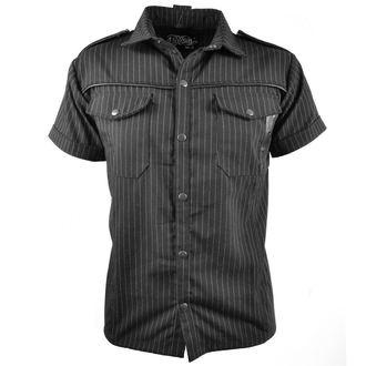 košile pánská POIZEN INDUSTRIES - Poison - Black - POI030