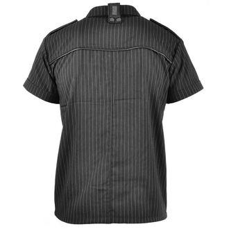 košile pánská POIZEN INDUSTRIES - Poison - Black