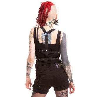 kraťasy dámské VIXXSIN - Burnout - Black
