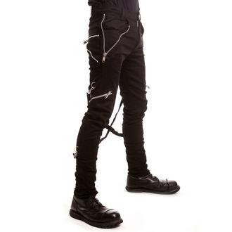 kalhoty pánské VIXXSIN - Folter - Black
