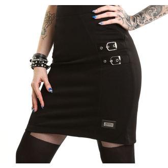 sukně dámská VIXXSIN - Norma - Black - POI077