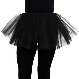 sukně dámská POIZEN INDUSTRIES - Cor Tutu- Black - POI023